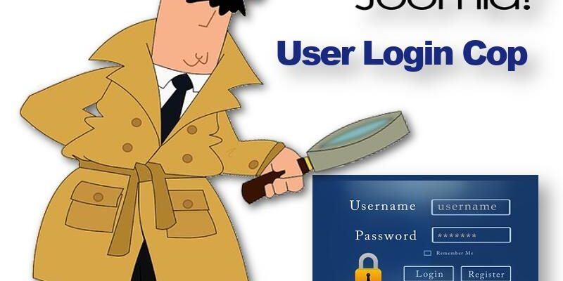 Joomla User Login Cop