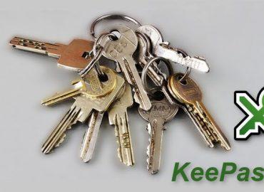 Keepassx il portachiavi per tutte le password