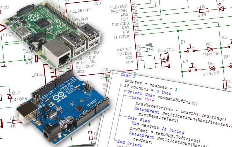 Progetti hardware & software